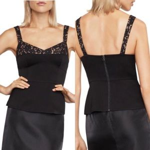 Corset Lace Top NWT